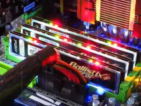 review crucial ballistix tracer ddr3 1600 im pcghx check. Black Bedroom Furniture Sets. Home Design Ideas