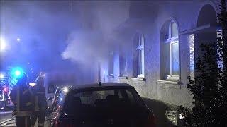 Wohnungsbrand in der Södingstraße – Hagener Feuerwehr im Einsatz