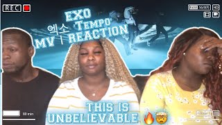 THIS IS UNBELIEVABLE 🔥🤯 | EXO 엑소 'Tempo' MV | REACTION | SUBSCRIBERS REQUEST
