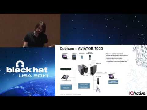 Black Hat USA 2014 - Reverse Engineering: SATCOM Terminals Hacking by Air, Sea, and Land