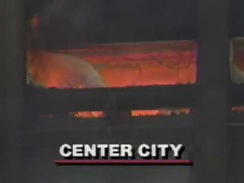 One Meridian Plaza Fire, Philadelphia - February 23, 1991