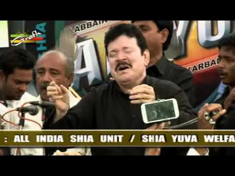 Pyasi Hai Sakina | Anjuman Muhafiz-e-Aza Allahabad | Taboot 18 Bani Hashim Kanpur 1437 | Kanpur