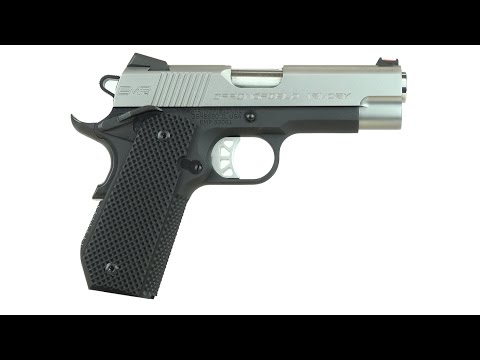 NRA Gun of the Week: Springfield Armory EMP4 Concealed Carry Contour