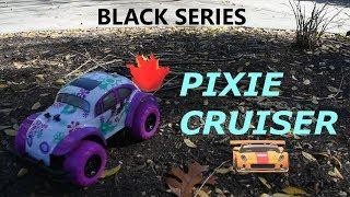 Black Series Pixie Cruiser Remote Control Car
