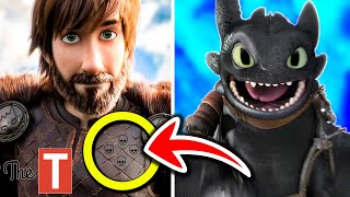 10 Dark Secrets Hidden In How To Train Your Dragon 3 - The Hidden World thumbnail