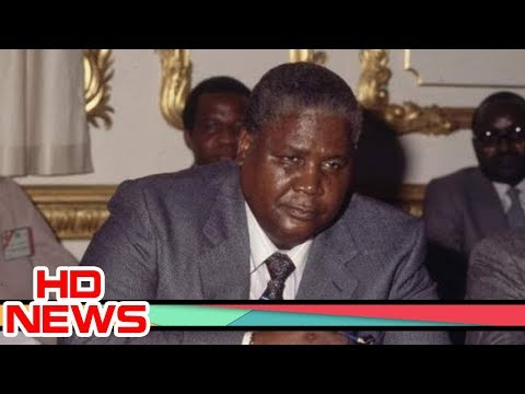 Joshua Nkomo's letter to Robert Mugabe after he fled to Britain fearing for his life