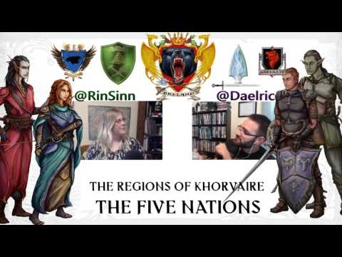 The Five Nations
