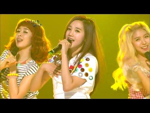 【TVPP】Hello Venus - Venus, 헬로비너스 - 비너스 @ Beautiful Concert Live