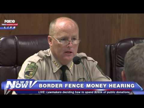 FNN: Border Fence Money Hearing