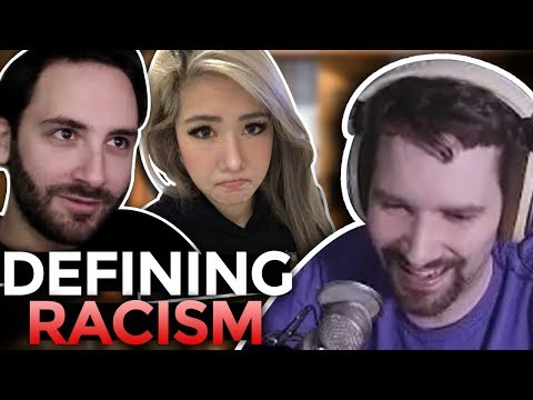 What is Racism? ft. Reckful and Becca