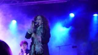 Gypsy Funky - Rosario Flores. Concierto Almuñecar 10/08/2013