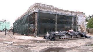Реконструкция автовокзала