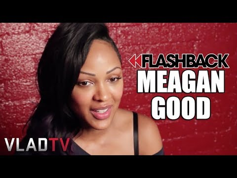 Flashback: Meagan Good on Getting Her Role in 'Friday'