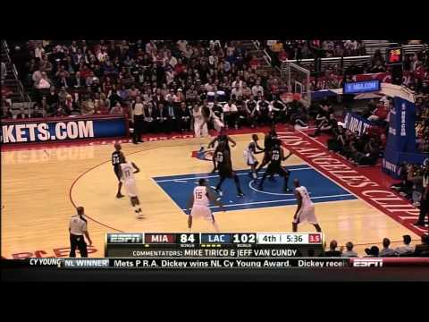 Jamal Crawford Los Angeles Clippers 2013 Mix [HD]