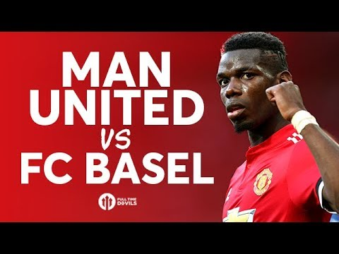 Manchester United vs FC Basel LIVE PREVIEW!