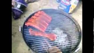 old smokey grill