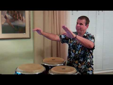 Wagner - Wotan's Farewell - Conga Drums