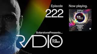 Скачать Solarstone Pres Pure Trance Radio Episode 222
