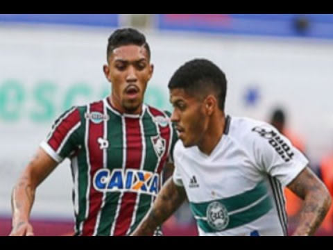 Coritiba 1 x 1 Fluminense, Melhores Momentos - Série A 23/10/2016