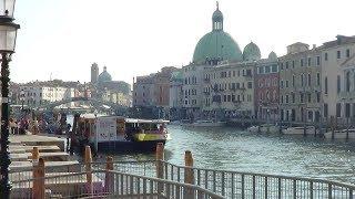 Венеция Италия.  Прогулка по Венеции