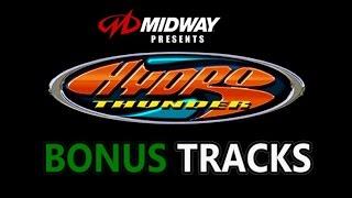 Hydro Thunder - Bonus Tracks