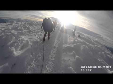 Ecuador - Cayambe, Antisana, Chimborazo Climbs - Jan 6-16, 2016