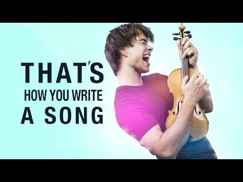 "Alexander Rybak  ""That's How You Write A Song"" Extended Version"