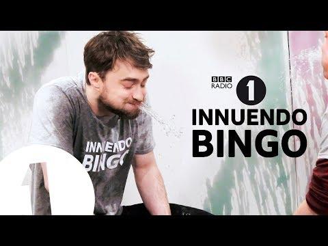 """Penetrate Your Bolthole!"": Daniel Radcliffe GETS WET On Innuendo Bingo"