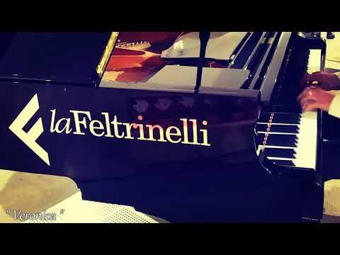 LUCA DI TOMMASO - la FELTRINELLI MILANO - Live Tour 2018 - Music Dream Love - Pianoforte