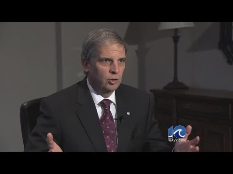 AG candidate Mark Obenshain sits down with WAVY.com