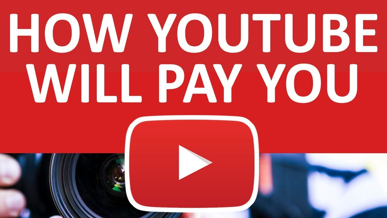 How To Get Paid On YouTube In 2019 - 3 Steps
