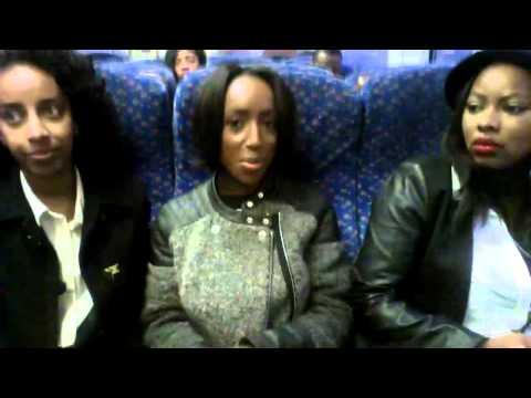 Three Young Black British Women & Their Hair