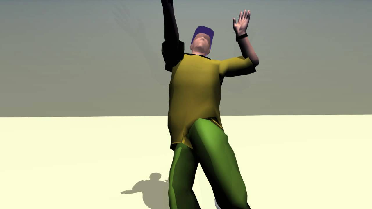 a bad day for a fight my first 3d animation youtube