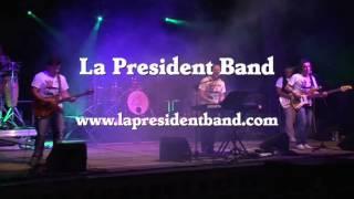 Videoclip   La President Band   Live