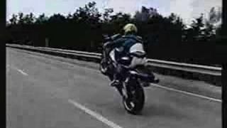 Plessisville montage moto sport R1 ZX-9 SRAD