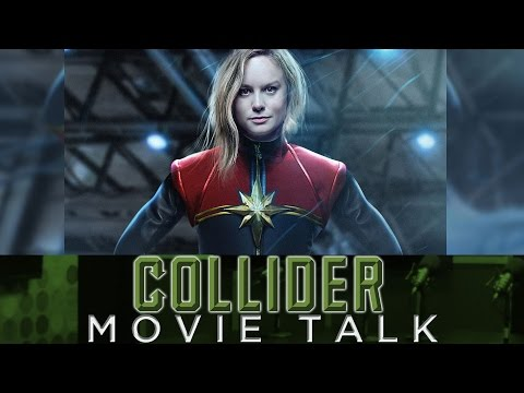 Collider Movie Talk - Brie Larson Frontrunner For Captain Marvel, BvS Ultimate Edition Trailer