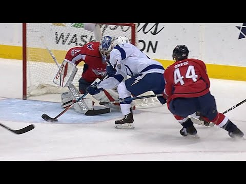 11/24/17 Condensed Game: Lightning @ Capitals