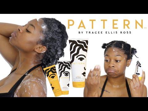 I Tried Pattern Beauty 😬 4ab Curls