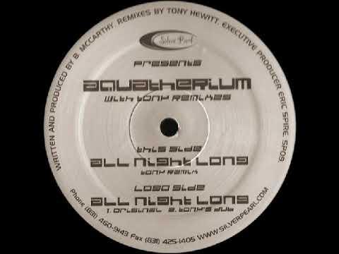 Download Aquatherium - All night long (Tony remix) 2000