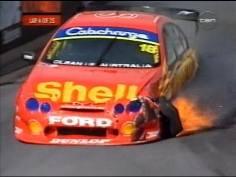 2002 V8 Supercars - Canberra 400 - Race 2