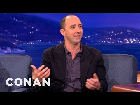 "Tony Hale Had Early Roles On ""Dawson's Creek"" & ""The Sopranos"" - CONAN on TBS"