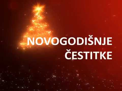 izrada novogodišnje čestitke NOVOGODISNJE CESTITKE 2016 DZINGL   YouTube izrada novogodišnje čestitke