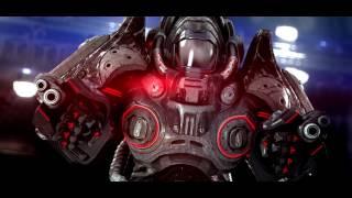 LIFE   Короткометражный фильм про роботов HD