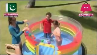 Jump-O-Lene Transparent Ring Bouncer - Age 3+ #48264