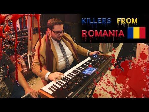 KILLERS FROM ROMANIA - Banat Express - Muzicka zabava Kragujevac - Hotel Sumarice 2019