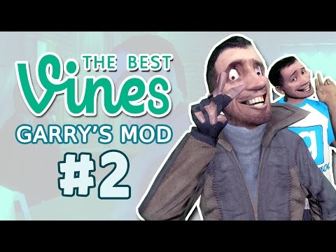 Best Vines Garry's Mod - #2 - รวมคลิปฮาบ้าบ้าบอบอ (พากย์ไทย)