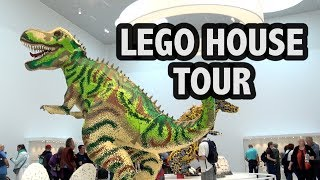 Download Complete Tour of LEGO House in Denmark