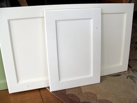 Beadboard Cabinet Doors Youtube
