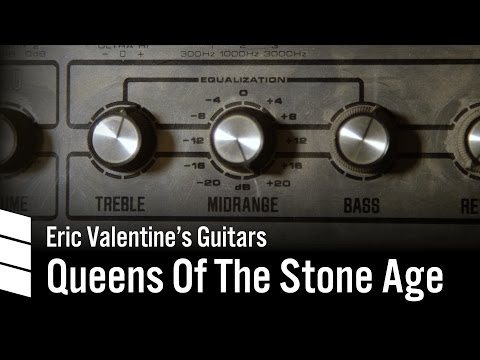 Eric Valentine's Electric Guitars — Queens Of The Stone Age