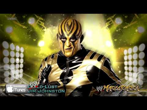 Goldust Theme Song 2015 ''Gold-Lust''